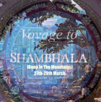 Party Flyer Voyage To Shambhala (Deep in the Mountains) 27 Mar '20, 18:00