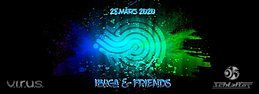 Party Flyer IBOGA and Friends with EMOK 3h Set 5 Dec '20, 22:00