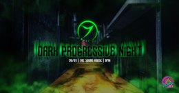 Party Flyer Psychedelic Gaff #23 Dark Progressive Night w/ HypoGeo 26. Jun. 21, 21:00