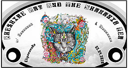 Party Flyer Cheshire Cat And The Shamanic Tea w/ Rezonant & Ninesense 3 Apr '20, 23:00
