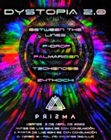 Party Flyer DYSTOPIA 2.0 3 Apr '20, 23:30