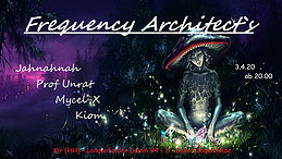 Party Flyer Frequency Architect`s 3 Apr '20, 20:00