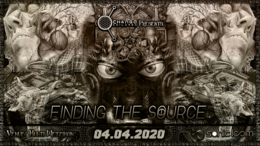 Party Flyer Finding the Source 4 Apr '20, 21:00