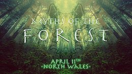 Party Flyer Myths of the Forest 11 Apr '20, 22:00