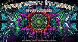 Party Flyer Progressiv Invasion 4 Apr '20, 22:00