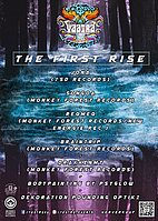 Party Flyer Yaatra - The First Rise 18 Apr '20, 23:00