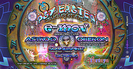 Party Flyer Cyber Bunny presents PSY EASTER 19 Apr '20, 23:30