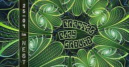 Party Flyer Fractal Playground /w Hu-Gadam 25 Apr '20, 21:00