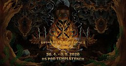 Party Flyer HEXEN - Gathering of Witches 30 Apr '20, 18:00