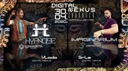 Party Flyer Hypnoise & Imaginarium@Serbia CANCELED !!! 30 Apr '20, 22:00