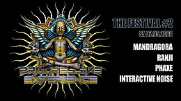 Party Flyer Progressive Experience - The Festival #2 2 May '20, 22:00