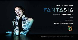 Party Flyer Fantàsia Festival Veneto Experience 16 May '20, 22:00