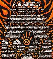 Party Flyer Anthropos Festival 12020 11. Jun. 20, 12:00