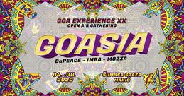 Party Flyer GOA EXPERIENCE XX 4 Jul '20, 23:00