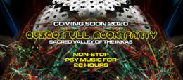 Party Flyer QUSQO FULL MOON PARTY 4 Jul '20, 17:00