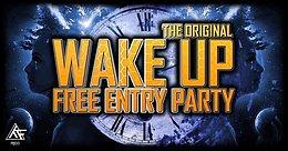 Party Flyer ☆*Wake Up *☆ W// Narxz / Götzen / Phazed amm.. 4 Jul '20, 22:00