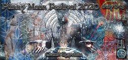 Party Flyer Funny Moon Festival 2020 30 Jul '20, 19:00