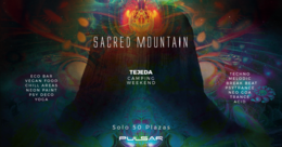 Party Flyer Sacred Mountain 10 Jul '20, 12:00