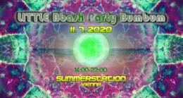 Party Flyer LITTLE Bbash Party Bumbum 11 Jul '20, 14:00