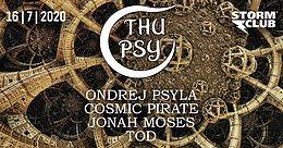 Party Flyer ThuPsy - 16.7. - Storm Club Prague 16 Jul '20, 22:00