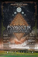 Party Flyer Psymbosium mt.Olympus 24 Jul '20, 17:00