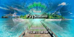 Party Flyer Vienna PsyStation 25 Jul '20, 14:00