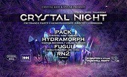 Party Flyer Crystal Kids Night Cambodia 29 Jul '20, 22:00