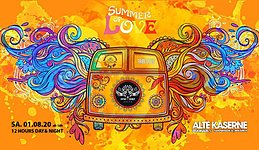 Party Flyer Summer of Love (Psy & Progressive Trance) 1 Aug '20, 18:00