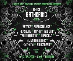 Party Flyer CSCS Gathering 2020 14 Aug '20, 22:00