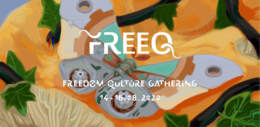 Party Flyer FreeQ- Freedom Qulture Gathering 14 Aug '20, 18:00