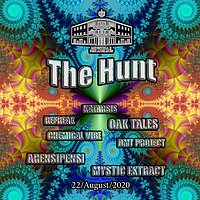 Party Flyer The Hunt by Ministria e Psikadelikës 22 Aug '20, 22:00