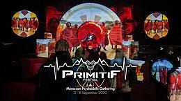 Party Flyer Primitif Festival 2020 - Moroccan Psychedelic Gathering 2 Sep '20, 12:00