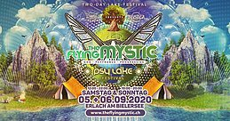 Party Flyer The Flying Mystic - PsyLake Festival 5 Sep '20, 12:00
