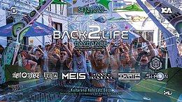 Party Flyer ༺★ BACK 2 LIFE DAYDANCE ★༻ Round 5 w/ MEIS,TEZLA,SIMOON,SOKRATES uvm 12 Sep '20, 13:00