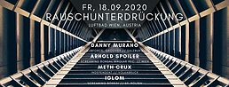 Party Flyer Rauschunterdrückung #1 18 Sep '20, 19:00