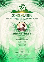 Party Flyer 7th Heaven Psychedelic Session:Pselket Bday with Jumpstreet 26 Sep '20, 22:00