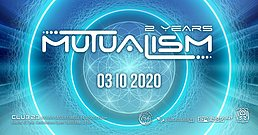 Party Flyer MUTUALISM 3 Oct '20, 16:00