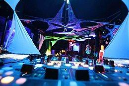 Party Flyer Waldgeräusche 3 Oct '20, 20:00
