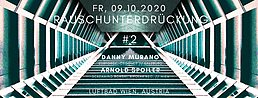 Party Flyer Rauschunterdrückung #2 9 Oct '20, 19:00