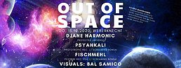 Out Of Space 15 Oct '20, 20:00