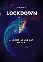 Party Flyer Lockdown 23 Oct '20, 23:00