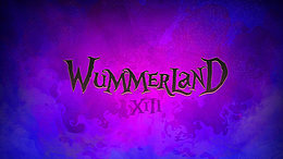 Party Flyer Wummerland XIII [10 years anniversary] 24 Oct '20, 21:00