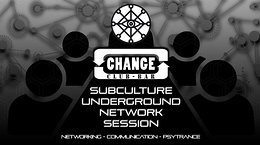 Party Flyer Subculture Underground Network Session 30 Oct '20, 18:00