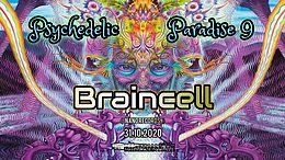 Party Flyer Psychedelic Paradise 9 6 Feb '21, 22:00