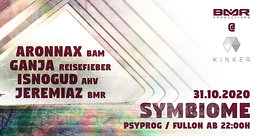 Party Flyer SymbioMe 31 Oct '20, 22:00