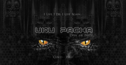Party Flyer UKU PACHA (open air party) 31 Oct '20, 17:00