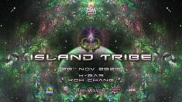 "Party Flyer Psyhead on vacation ""Island Tribe"" 20 Nov '20, 17:00"
