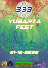 Party Flyer 333 YUBARTA FEST 21 Dec '20, 03:30