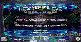 Party Flyer Nahual Spirit Festival. (New Year´s eve Eco-Psycamp) 30 Dec '20, 12:00