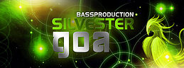 Party Flyer Bassprodcution Silvester Goa Party 31 Dec '20, 22:00